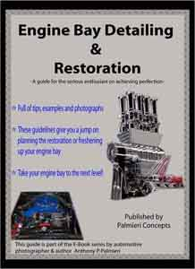 engine bay restoration book