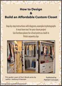 custom closet design book