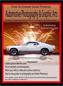 car photography book
