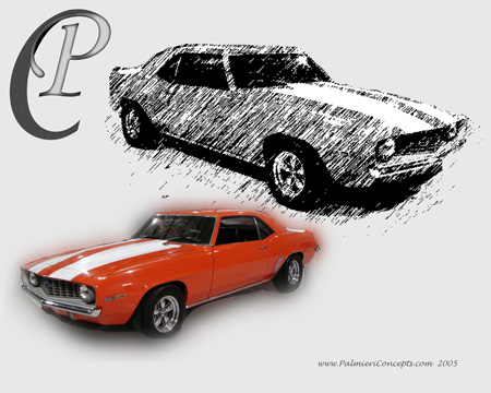 Chevy camaro image - Classic Car Pictures