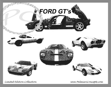 Ford GT  Image - Classic Car Pictures