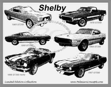 shelby Mustang Image - Classic Car Pictures