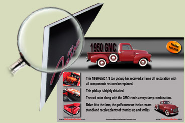 WwwPalmieriConceptscom Choice For Car Show Signs Car Show - Car show display board template