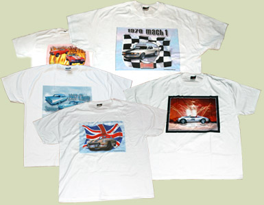 Custom  car Tee-Shirts image