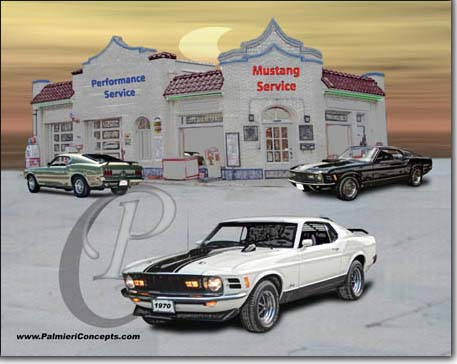 mach 1 mustang images