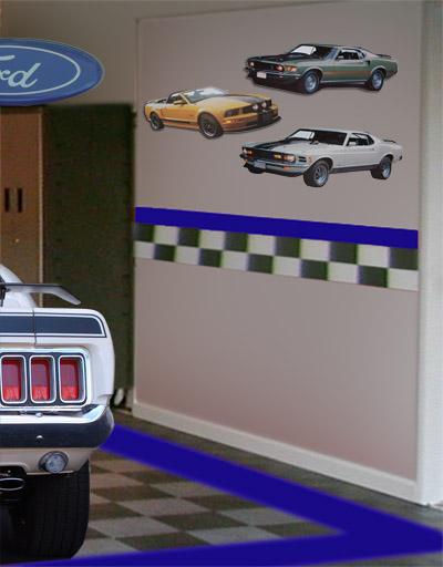 Custom Car Garage Signs : Palmieri concepts custom car signs