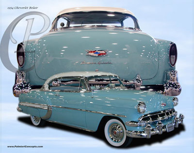 1954 Chevrolet Bel Air for Sale on ClassicCarscom