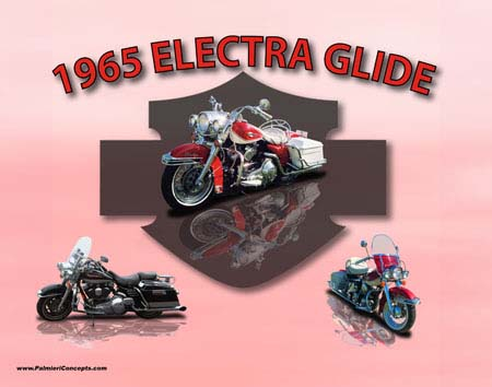 1965 Electra Glide