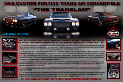 1969 Pontiac Custom Trans Am Translam