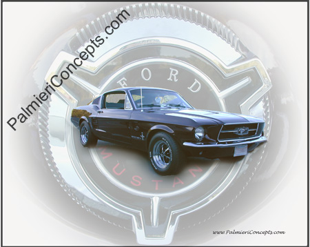 1967 mustang image - Classic Car Pictures